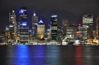 Sydney Downtown Skyline