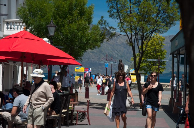 The Queenstown mile