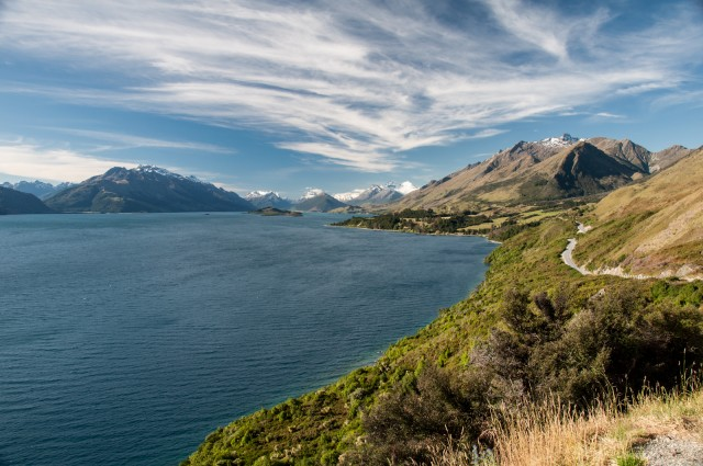 Road to Glenorchy.
