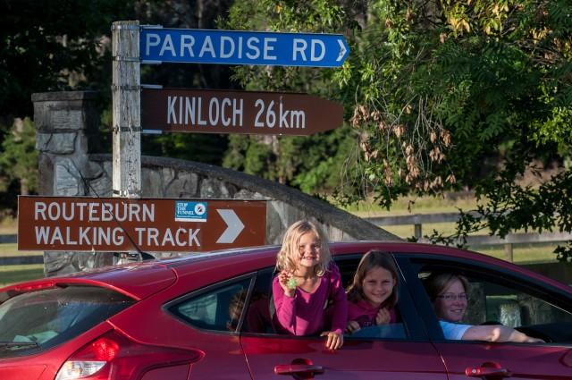 Paradise Road.