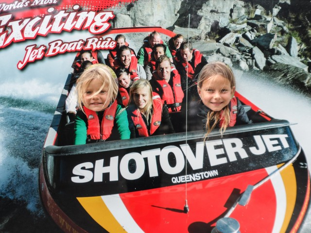 Shotover Jet Funboard