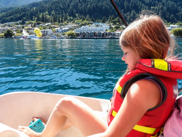 Anna and Queenstown.