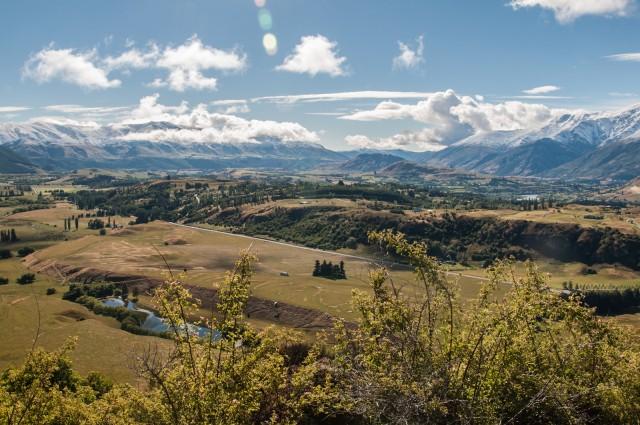 Coronet Peak to Lake Hayes