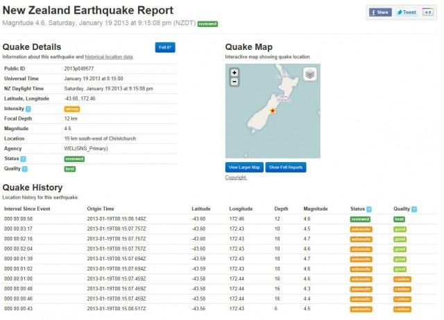 2013-01-20_07-39_GeoNet_Report