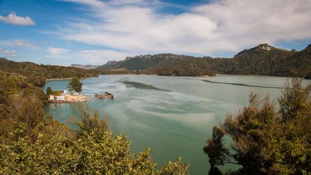 The Whanganui inlet