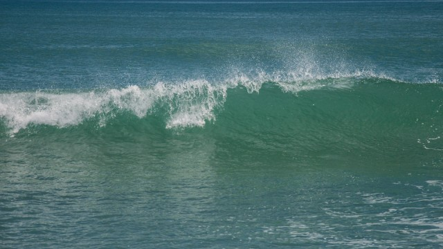 Impressive waves
