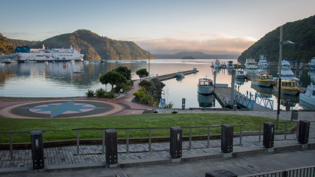 Good Morning, Picton!