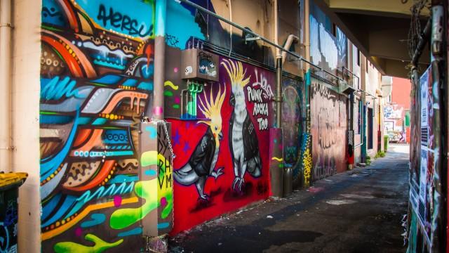 Graffittistreet.