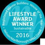 House of the Year 2016: Lifestyle Award - Sustainable