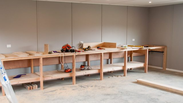 Figuring out how to make drawers
